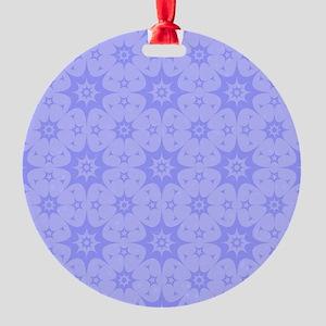 pattern Round Ornament