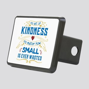 Act of Kindness Rectangular Hitch Cover