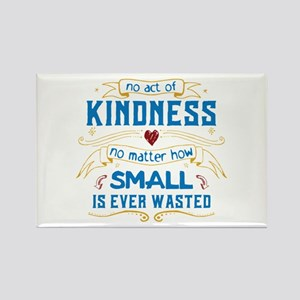 Act of Kindness Rectangle Magnet