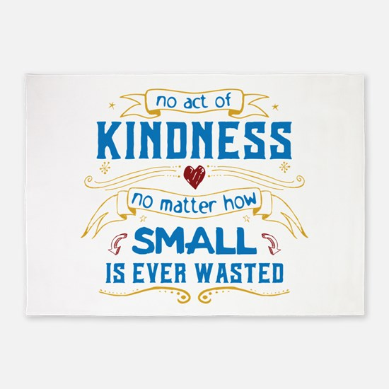 Act of Kindness 5'x7'Area Rug