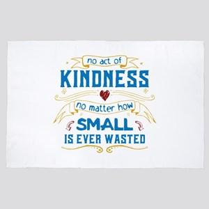 Act of Kindness 4' x 6' Rug