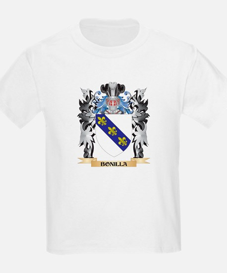 Bonilla Coat of Arms - Family Cres T-Shirt