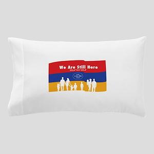 Armenian Genocide Pillow Case