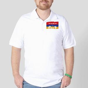 Armenian Genocide Golf Shirt