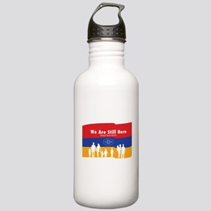 Armenian Genocide Stainless Water Bottle 1.0L