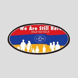 Armenian Genocide Patch