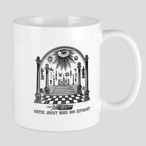 What virtue has joined death cannot separate Mugs