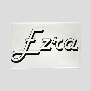 Ezra Classic Style Name Magnets