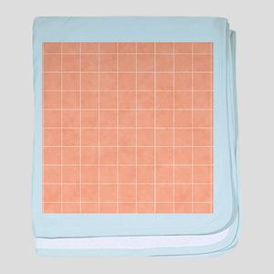 pattern baby blanket