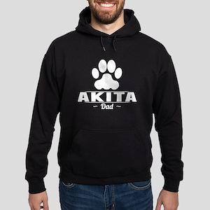 Akita Dad Hoodie