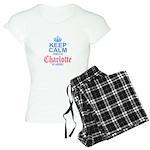 Princess Charlotte Women's Light Pajamas
