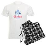 Princess Charlotte Men's Light Pajamas