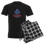 Princess Charlotte Men's Dark Pajamas