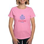 Princess Charlotte Women's Dark T-Shirt