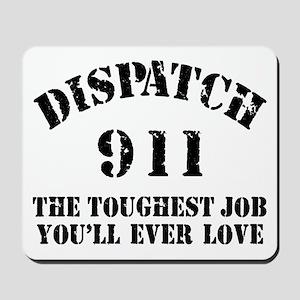 Tough Job 911 Mousepad