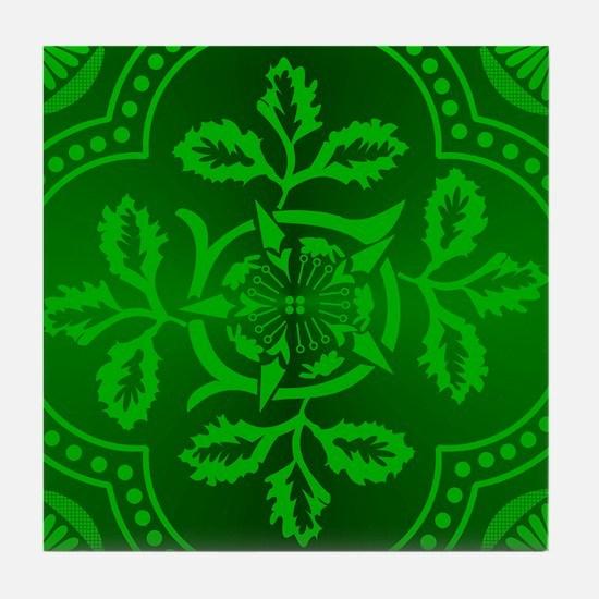 pattern Tile Coaster