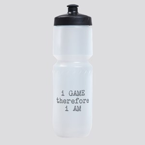 I Love Gaming Sports Bottle