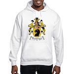 Plessinger Family Crest Hooded Sweatshirt