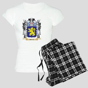 Bost Coat of Arms - Family Women's Light Pajamas