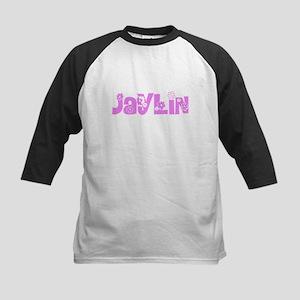 Jaylin Flower Design Baseball Jersey