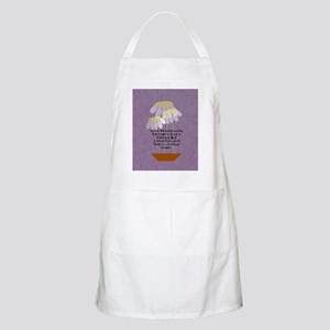 Social Worker Quote Apron