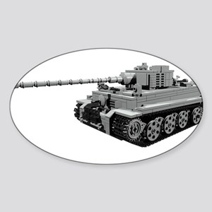Tiger Panzer Sticker