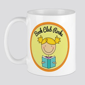 Book Club Rocks Mugs