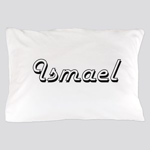 Ismael Classic Style Name Pillow Case