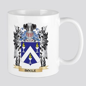 Boule Coat of Arms - Family Crest Mugs