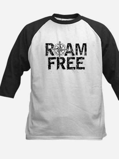 Roam Free. Baseball Jersey