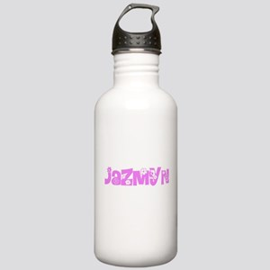 Jazmyn Flower Design Stainless Water Bottle 1.0L
