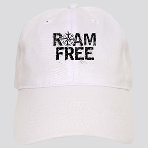 Roam Free. Cap