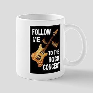 ROCK CONCERT Mugs