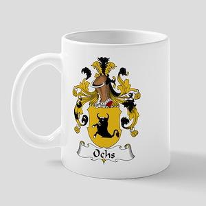 Ochs Family Crest Mug