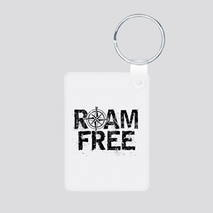 Roam Free. Keychains