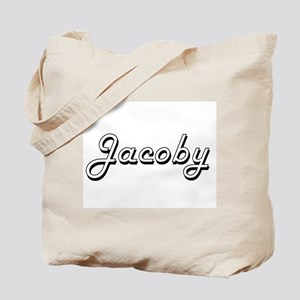 Jacoby Classic Style Name Tote Bag