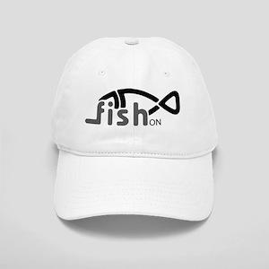 Fish On. Cap