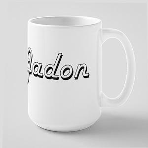 Jadon Classic Style Name Mugs
