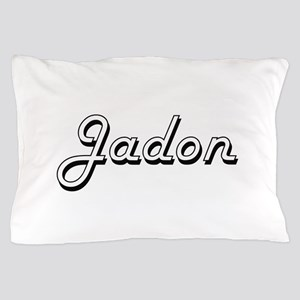 Jadon Classic Style Name Pillow Case
