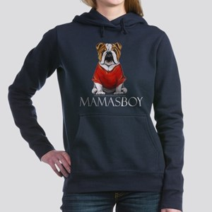 Mamas Boy Bulldog Sweatshirt