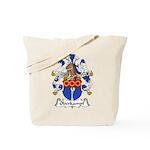 Oberkampf Family Crest Tote Bag