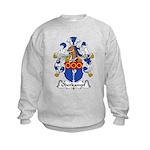 Oberkampf Family Crest Kids Sweatshirt