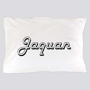 Jaquan Classic Style Name Pillow Case