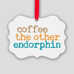 Coffee the other Endorphin Ornament