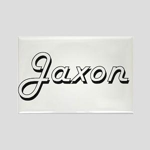 Jaxon Classic Style Name Magnets