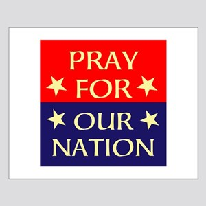 Pray For Our Nation Posters