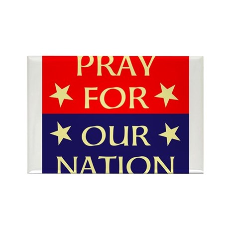 Pray For Our Nation Magnets