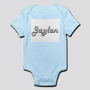 Jaylan Classic Style Name Body Suit