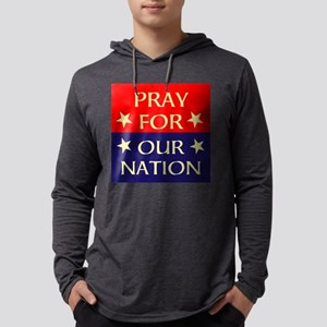 Pray For Our Nation Long Sleeve T-Shirt