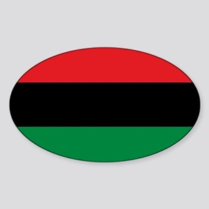 Pan-African UNIA Liberation Flag Sticker